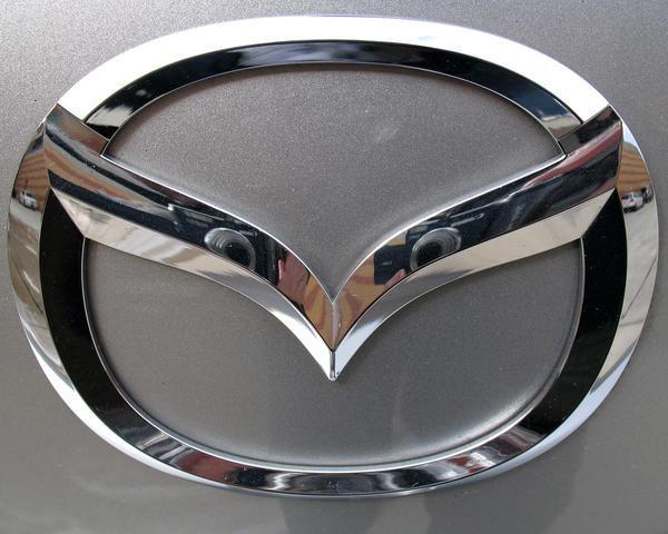 Mazda 3 Badge