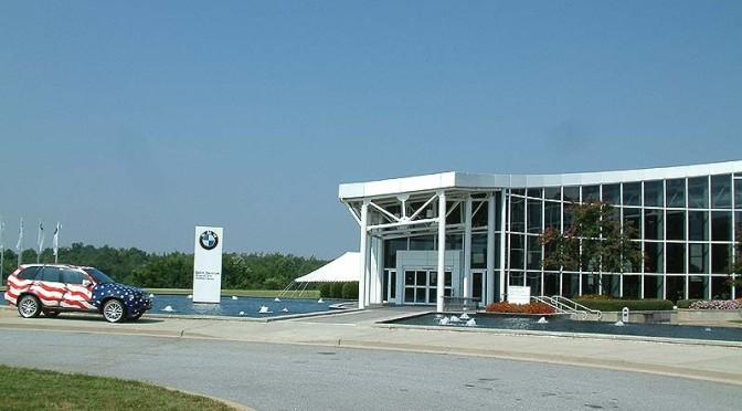 bmw-zentrum-spartanburg
