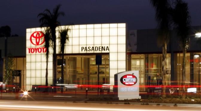 Toyota Pasadena