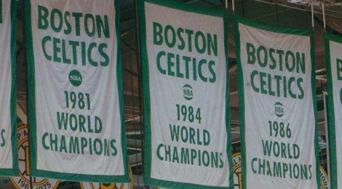Celtics in the 80s