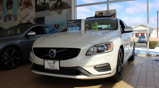 Volvo S60 at Volvo Village Danvers